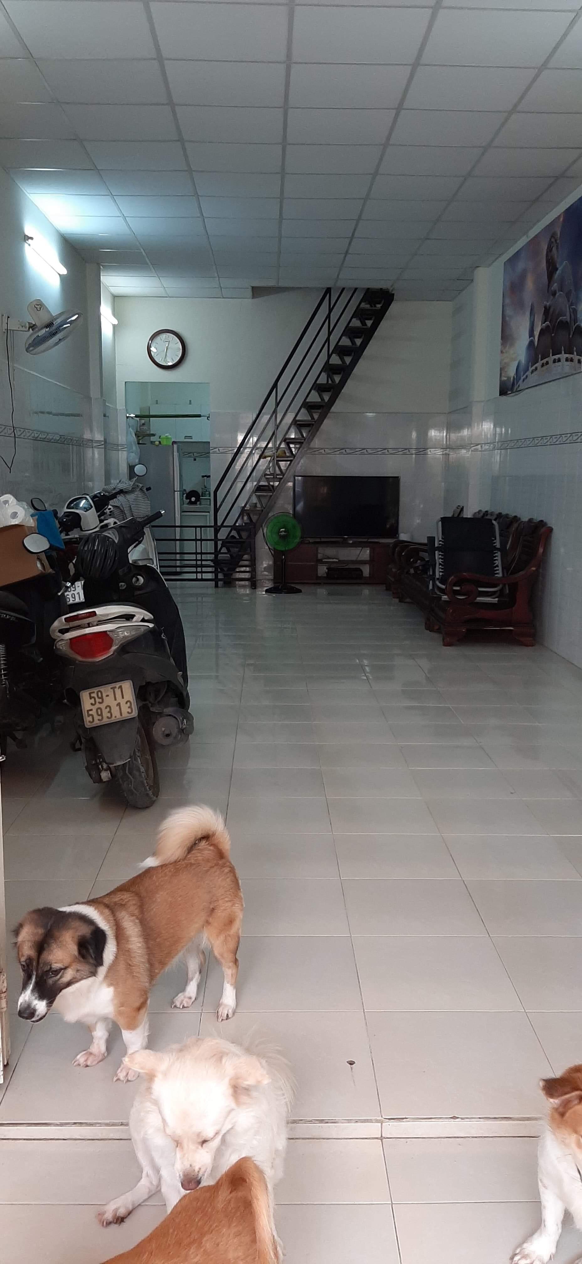 3 Bán nhà đôi liền kề 8x23 đường Nguyễn Thị Tú, quận Bình Tân, TP. HCM