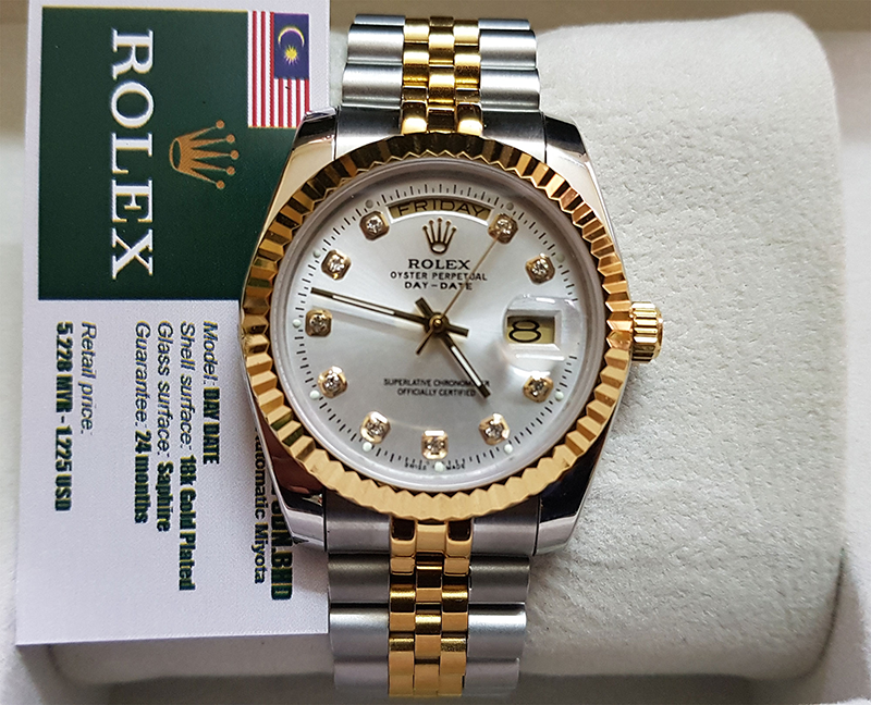 Shop Longinesm Omega Thuy Sy Rolex Malaysia nam nu new fullbox 917USD giam gia con 275USD
