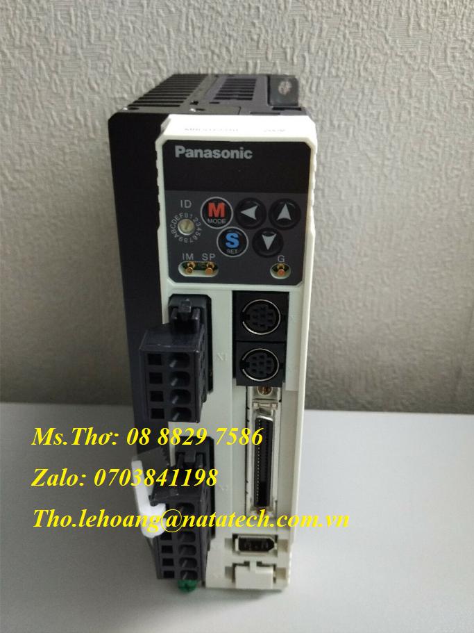 4 Bộ điều khiển servo Panasonic MBDDT2210 - CTy TNHH Natatech