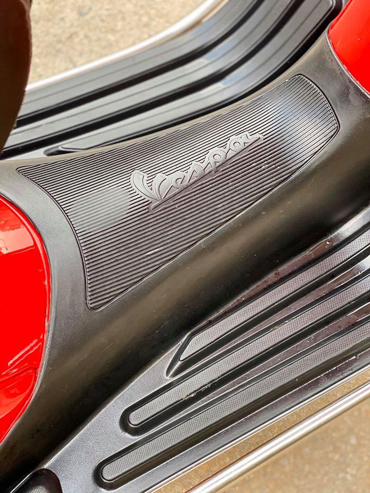 6 Primareva 1253Vie đỏ xe đẹp đi lướt cực mới đủ quây inox
