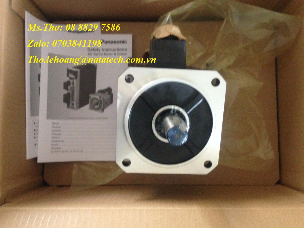 4 Servo motor Panasonic MDME302GCGM - Công Ty TNHH Natatech