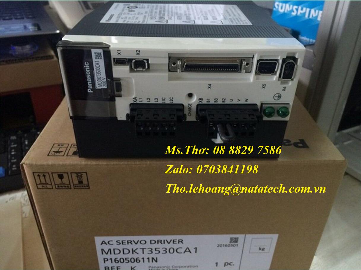Bộ điều khiển Panasonic MDDKT3530CA1 - Công Ty TNHH Natatech