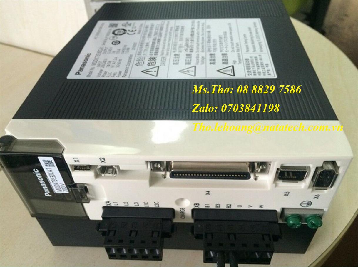 3 Bộ điều khiển Panasonic MDDKT3530CA1 - Công Ty TNHH Natatech