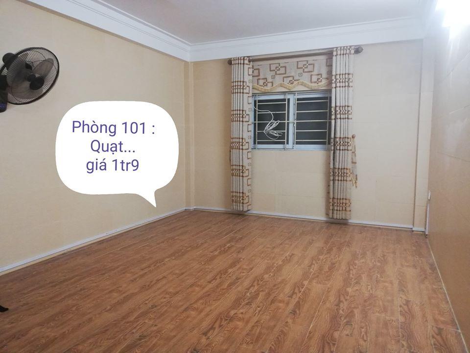 Mình có phòng cho thuê tại số 6 ngõ 99/115 Định Công Hạ, gần hồ Định Công