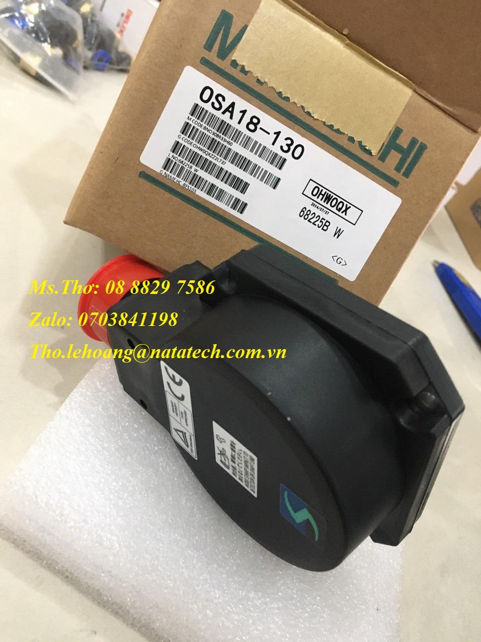 Encoder Mitsubishi OSA18-130 - Công Ty TNHH Natatech
