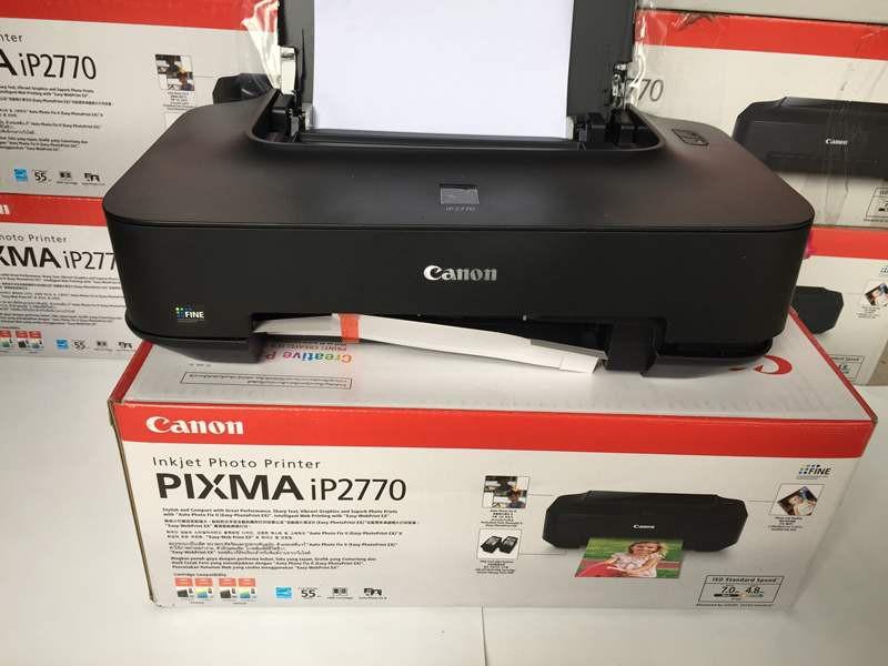 Máy in phun màu Canon IP2770 giá rẻ tại An Phú, Bình Nhâm, Thuận An, Bình Dương