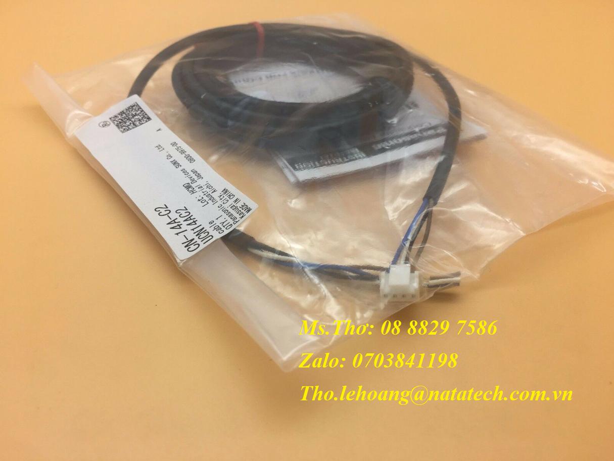 4 Cáp nối Panasonic CN-14A-C2 - Công Ty TNHH Natatech