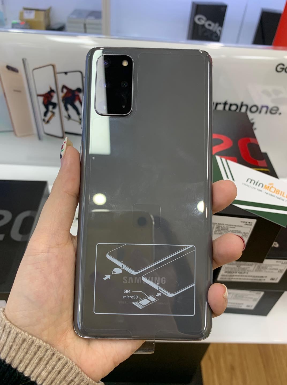 1 Samsung galaxy S20 plus , S20 ultra , S20 plus 5G , S20 ultra 5G sẵn hàng tại Minmobile Hải Phòng