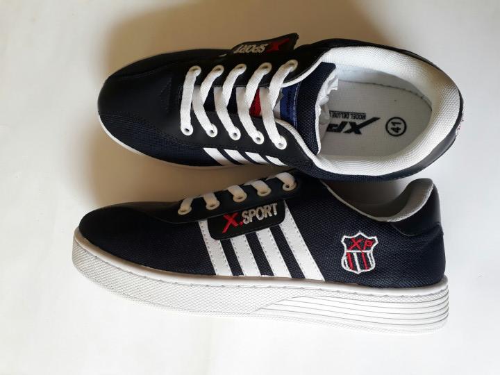 Giày vải đinh THASHOCO - 3