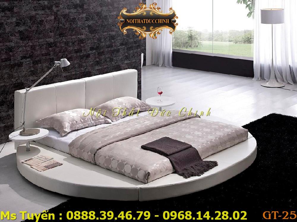 13 Nơi mua giường ngủ hình tròn giá rẻ tại quận 2, quận 7 - Giường tròn cao cấp giá tại xưởng tphcm