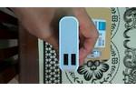 Pin dự phòng chính hãng 100 ROMOSS 10400 mah và 6000 mah...