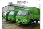 Xe tải KIA 1 tấn 4, 1 tấn 65 phù hợp chạy...