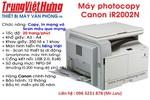 Máy photocopy đa chức năng hỗ trợ kết nối mạng của Canon...