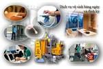 Công ty dịch vụ vệ sinh định kỳ
