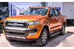 Ford Ranger 2016 chiếc xe bán tải bán chạy nhất Việt Nam...