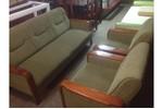Cần bán bộ sofa tay ốp gỗ giá rẻ