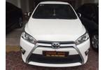 Xe Toyota Yaris 1.3G sản xuất cuối 2014 màu trắng biển Hải...