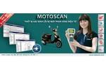 Motoscan - Thiết bị xác định lỗi mô tô, xe máy phun...