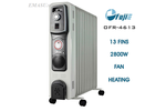Mua máy sưởi dầu thương hiệu Fujie mã hàng OFR4613 thì đến...