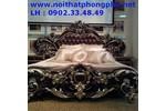 Giường ngủ cổ điển sang trọng - Giường ngủ Hoàng gia đẹp...