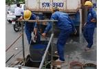 Dịch vụ thông cống nghẹt quận Tân Phú giá rẻ