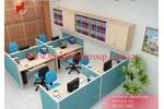 Sản xuất vách ngăn bàn làm việc văn phòng