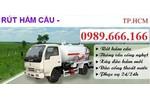 Thông tắc vệ sinh Quận Tân Bình Giá Rẻ