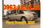 Tư vấn mua bán xe Ford Transit 2018, Hỗ trợ trả góp...