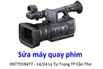 Sửa máy quay phim ở Cần Thơ
