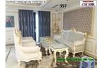 Sofa cổ điển   mẫu bàn ghế phòng khách tân cổ...