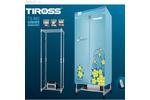 Tủ sấy quần áo khung tủ vuông Tiross TS882