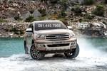 Xe Ford Everest công nghệ của đỉnh cao
