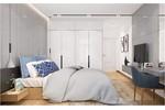 Bộ giường ngủ, Tủ quần áo Gỗ công nghiệp đẹp