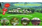 Nhà Sàn ở Mai Châu Hòa Bình giá rẻ đẹp