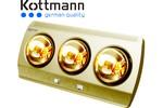 Đèn sưởi nhập khẩu Đức giá chỉ từ 690k