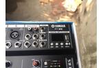 Mixer yamaha F7 MB Chống Hú Míc   có kết nối...