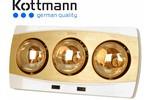 Đèn sưởi Kottmann chính hãng của Đức giá chỉ từ 800k