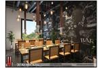 Thiết kế nội thất nhà hàng nướng Long Biên, Hà Nội