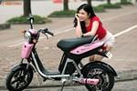 Bat X xe đạp điện sang chảnh giá rẻ nhất thị trường HN