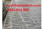 Lưới đổ sàn, Lưới thép hàn phi 4a 50x50, 50x100, 100x100, 100x200, 200x250