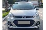 Bán Hyundai I10 số sàn 2017 bảng 1.2 màu bạc nhập Hàn.