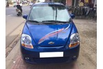 Cần bán xe Spark van 2017, số sàn, màu xanh dương cực mới, odo 23.000km.