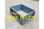 Thùng nhựa đặc BL001, hộp nhựa đựng linh kiện