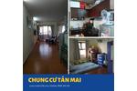 Căn hộ 01 phòng ngủ chung cư Tân Mai Bình Tân giá rẻ