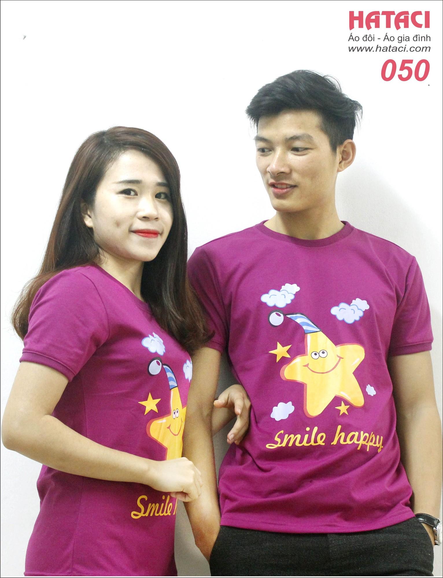 8 Mua áo đôi cửa hàng Hataci 191 Bạch Mai , Hà Nội