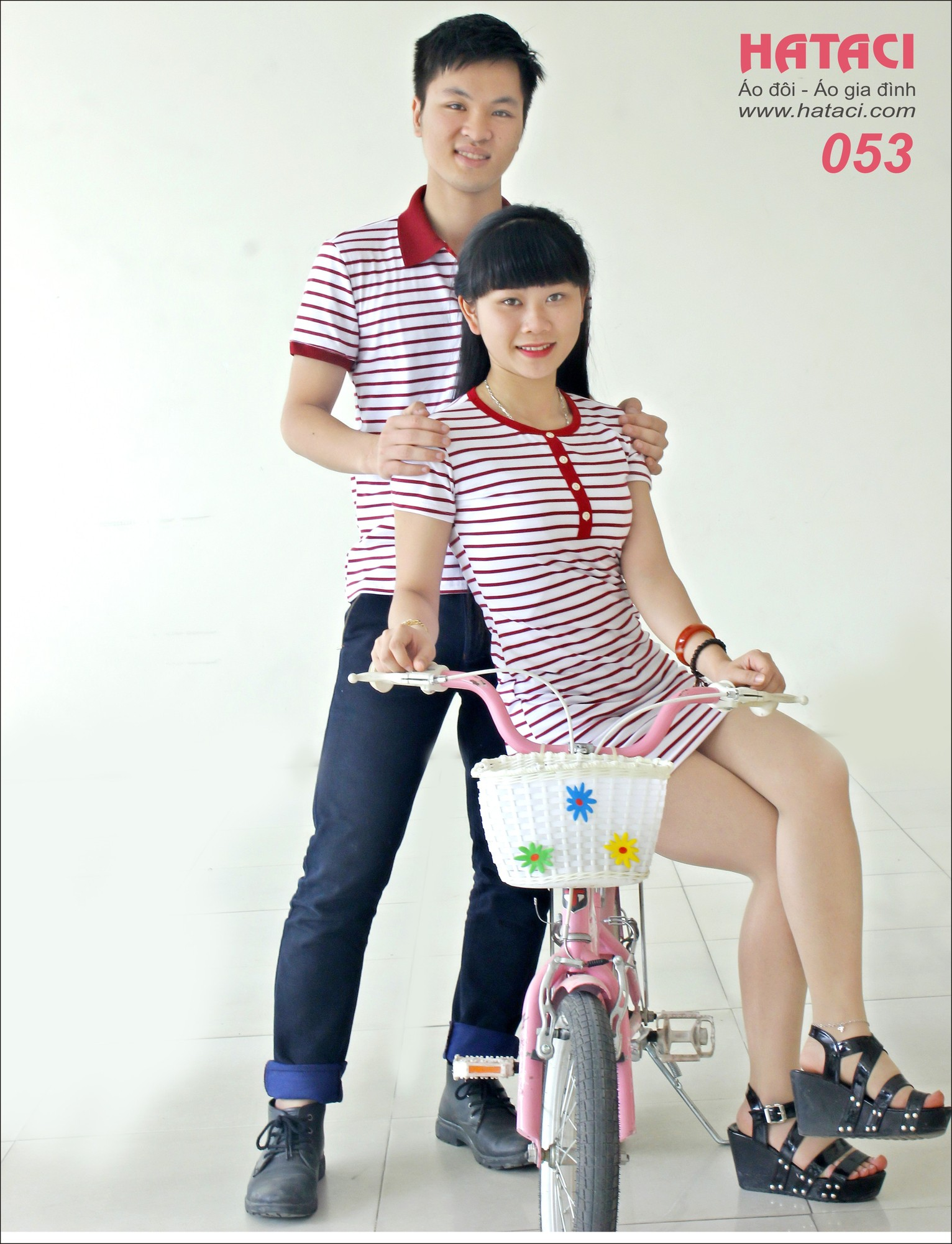 11 Mua áo đôi cửa hàng Hataci 191 Bạch Mai , Hà Nội
