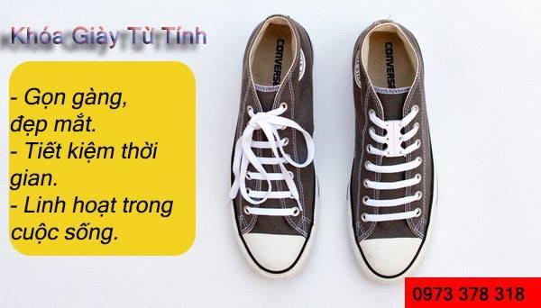 Chuyên Cung Cấp SỈ và LẺ Khóa Giày Từ Tính - 3