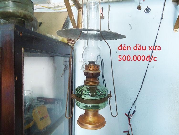 1 Đèn măng xông xưa AI DA của Đức,đèn treo,đèn dầu.,đồng hồ dây cót