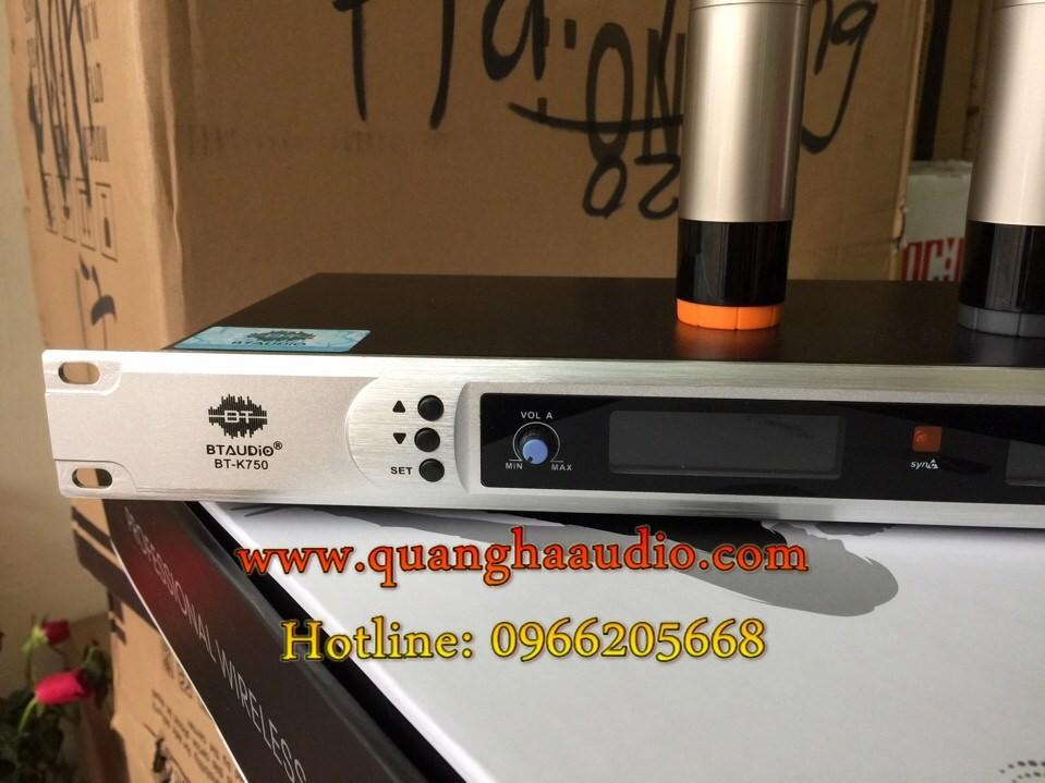2 Micro BT audio K-750 hát tuyệt hay giá rẻ, công nghệ usa