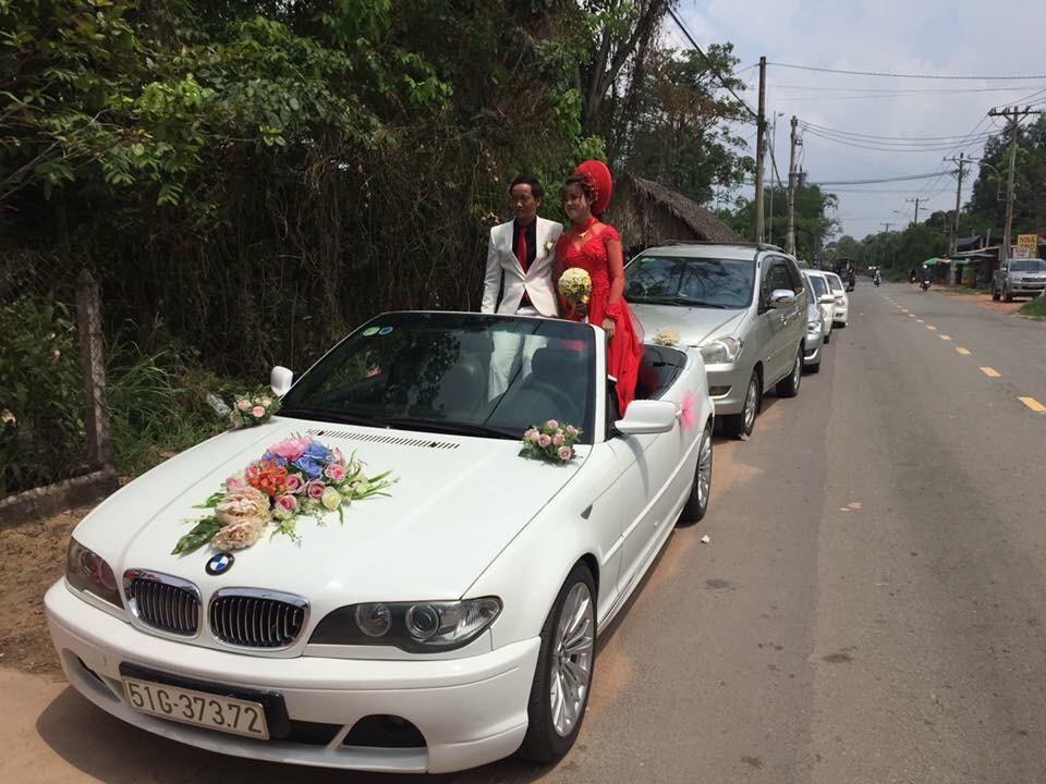 6 Dịch vụ chuyên nghiệp xe hoa, xe cưới, xe đưa đón 2 họ